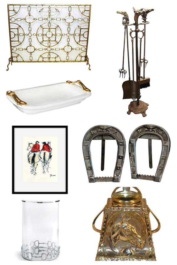 Equestrian Home Decor and Gifts