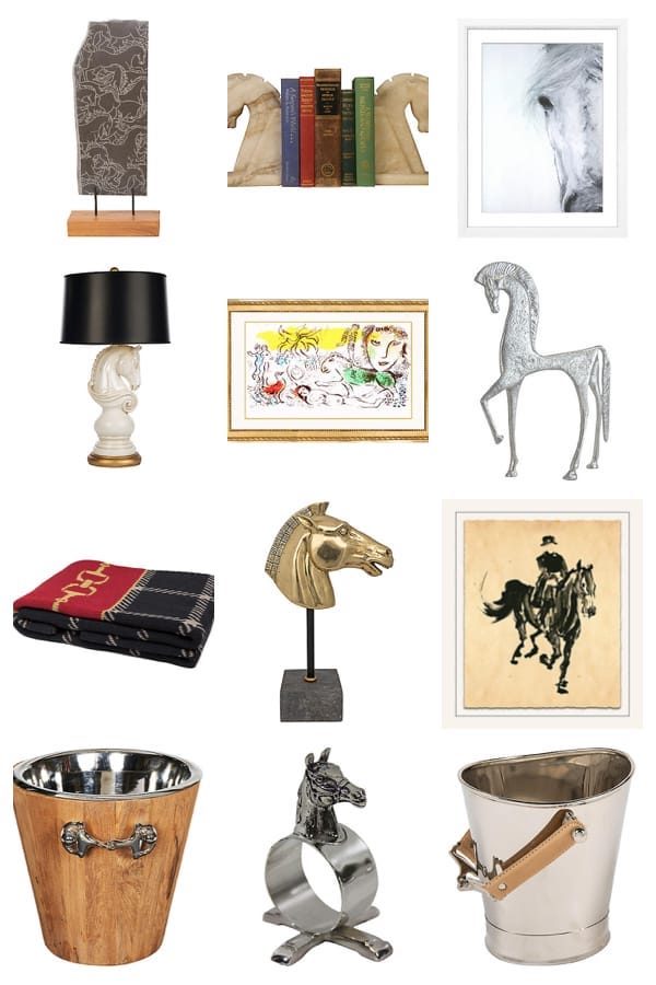 Horse Home Decor and Gifts