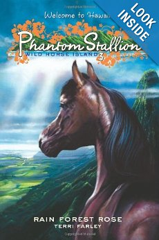 Phantom Stallion Wild Horse Island Series