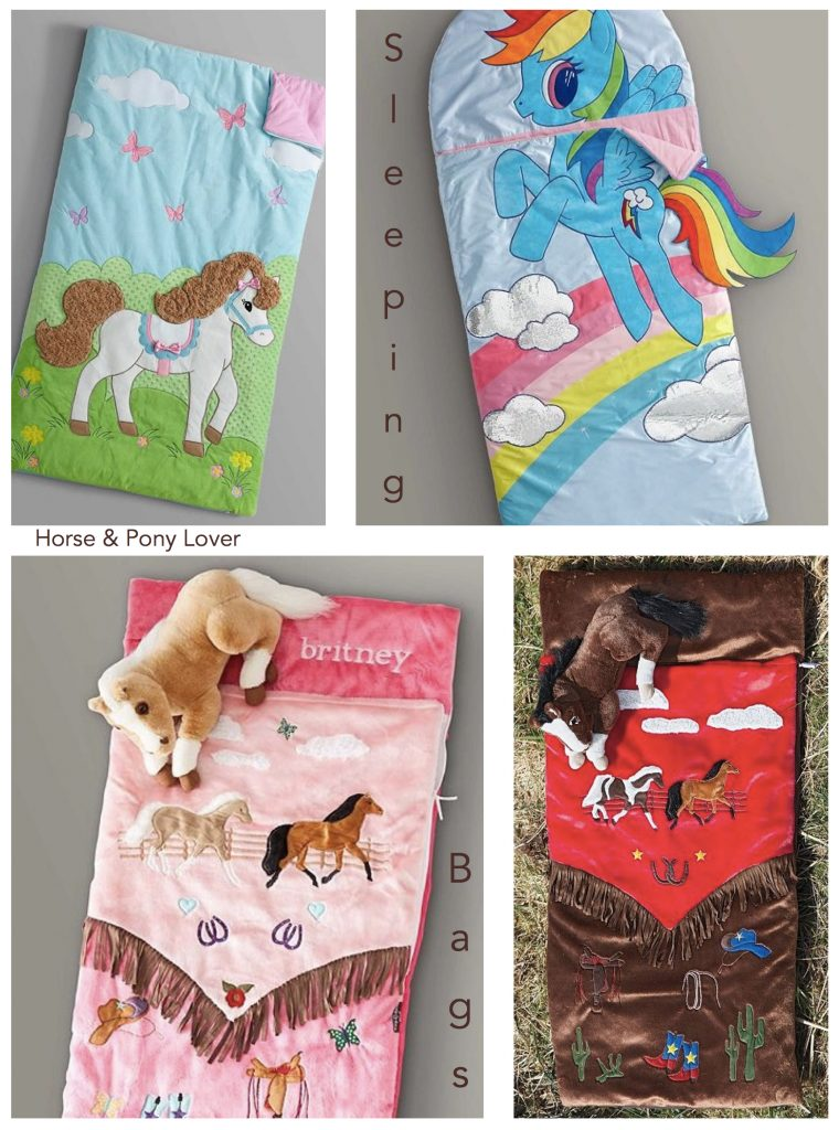 Horse And Pony Lover Sleeping Bags