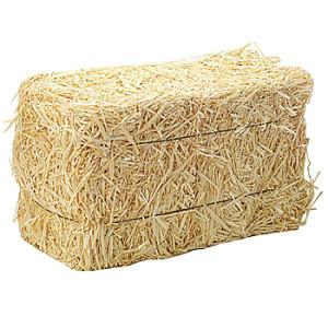 13 Inch Straw Bale