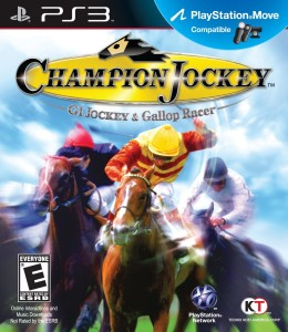 Champion Jockey- G1 Jockey and Gallop Racer