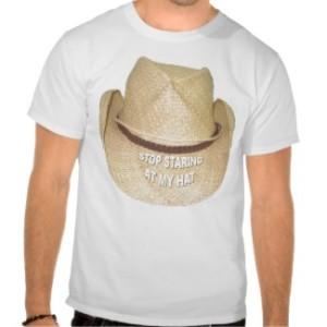 Cowboyhat Tshirts