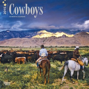 Cowboys 2015 Calendars, Horse Calendars