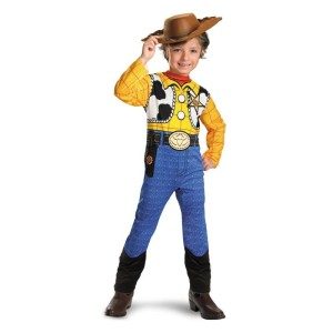 Disney Toy Story - Woody Classic Toddler : Child Costume