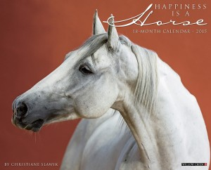 Happiness is a Horse 2015 Wall Calendar, Horse Calendars