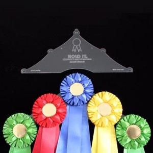 Hold It Hanger - Horse Show Ribbon Display