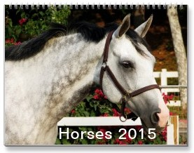Horse 2015 Calendar, Horse Calendars