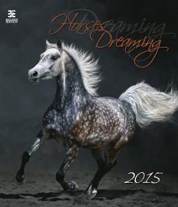 Horses Dreaming Wall Calendar 2015 - Horse Calendars - Animal Calendar - Poster Calendar - Art Calendar By Helma