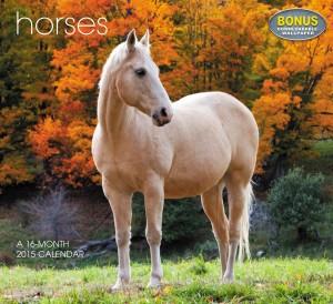 Horses Wall Calendar (2015), Horse Calendars