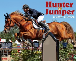 Hunter & Jumper 2015 Wall Calendar, Horse Calendars