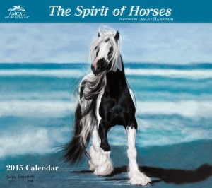Spirit of Horses Wall Calendar (2015), Horse Calendars