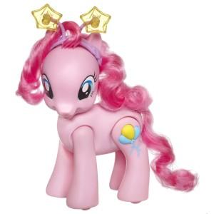 My Little Pony Walking Talking Pinkie Pie Figure