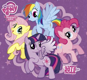 My Little Pony Wall Calendar (2015), Horse Calendars