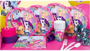 My Little Pony Party Planning Ideas & Supplies