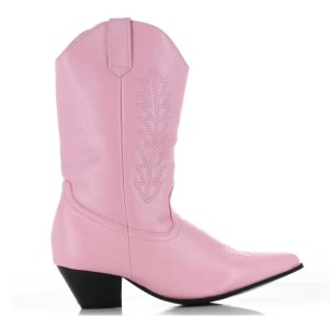Pink Child Cowboy Boots