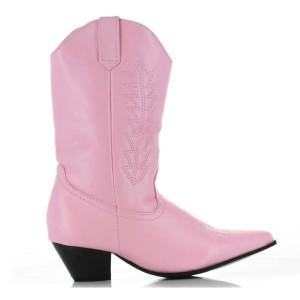 Pink Child Cowboy Boots