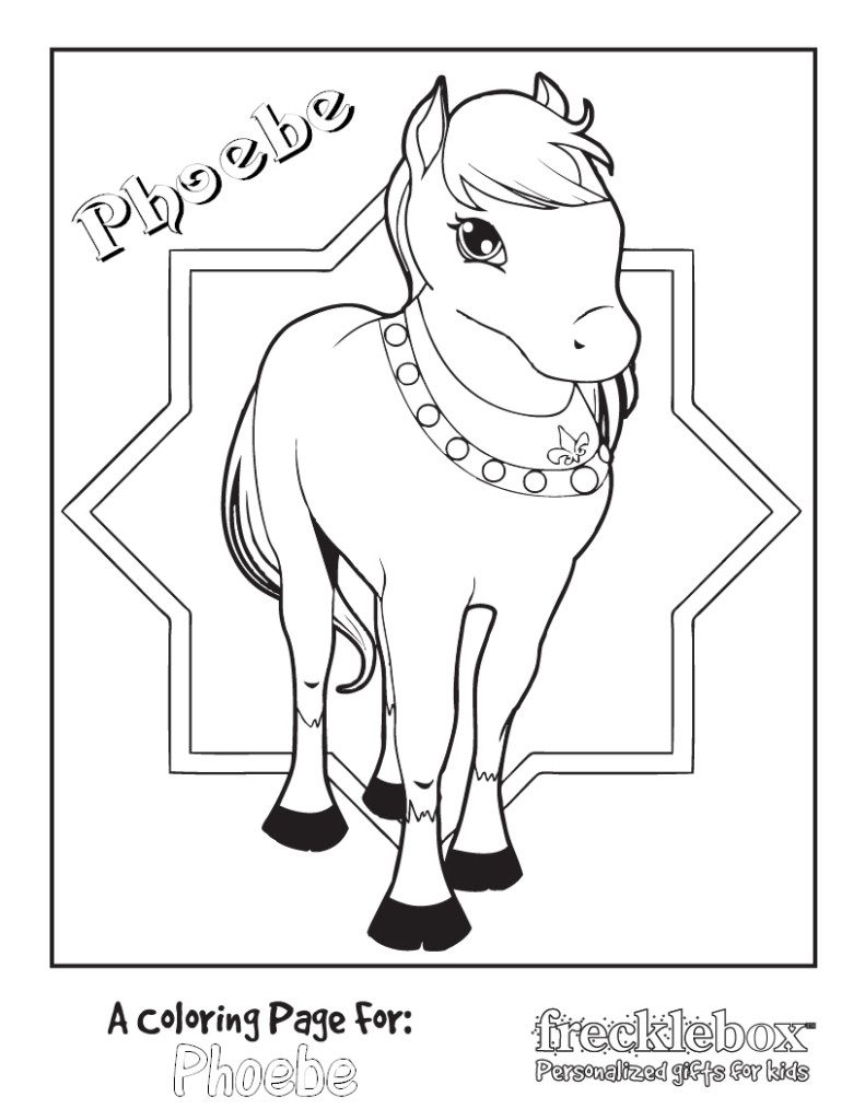 My little pony party planning ideas supplies horse for Princess and horse coloring pages