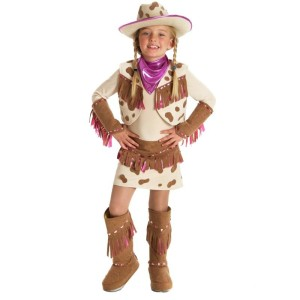 Rhinestone Cowgirl Child Costume