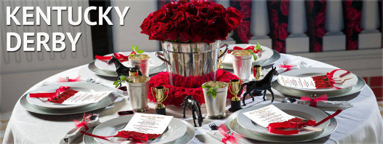Kentucky Derby Party Planning, Ideas & Supplies