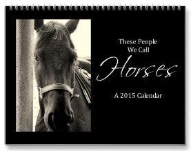 These People We Call Horses 2015 Wall Calendar, Horse Calendars