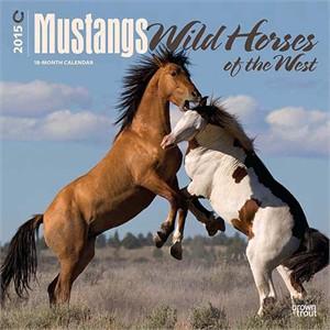 Wild Horses Calendar 2015, Horse Calendars