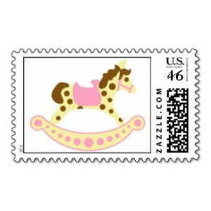 baby_girl_rocking_horse_stamp_postage