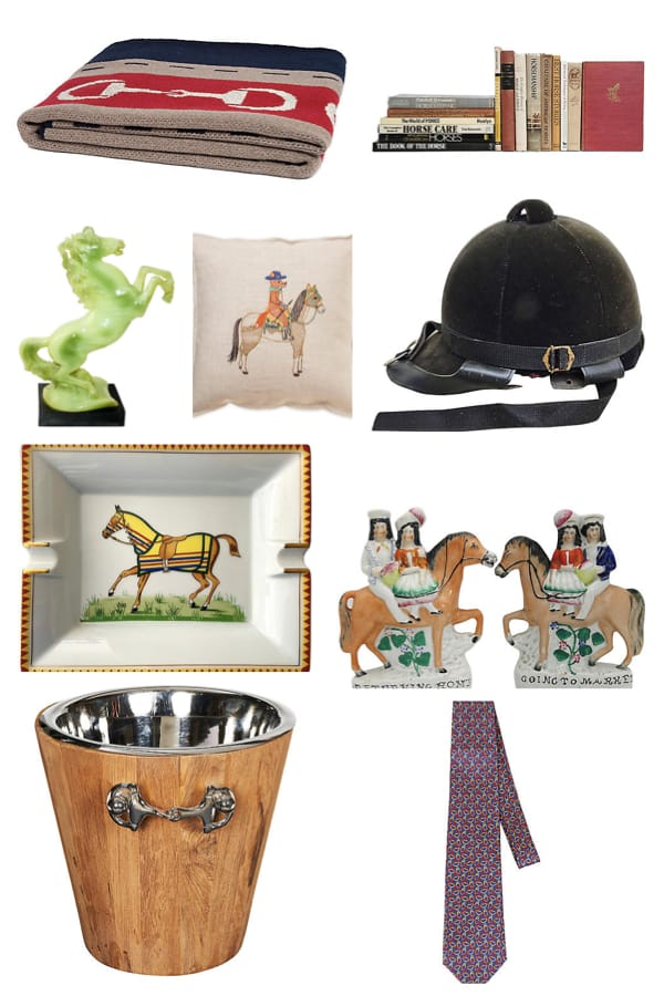 Equestrian and Horse Decor and Gifts