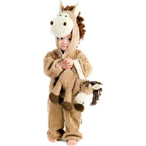 Corduroy Horse Toddler Costume, Horse Costume Ideas
