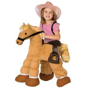 Plush Pony Child Costume, Horse Costumes