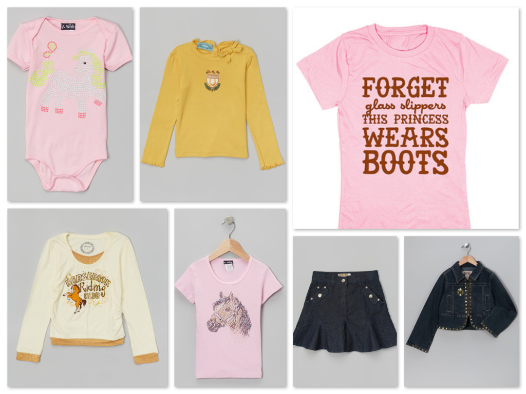 Girls Horse-Lover Clothes