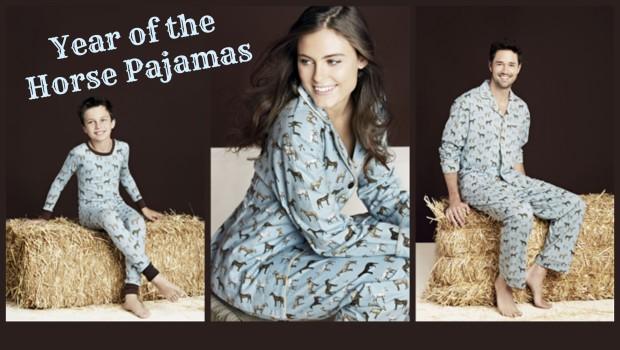 Year of the Horse Pajamas