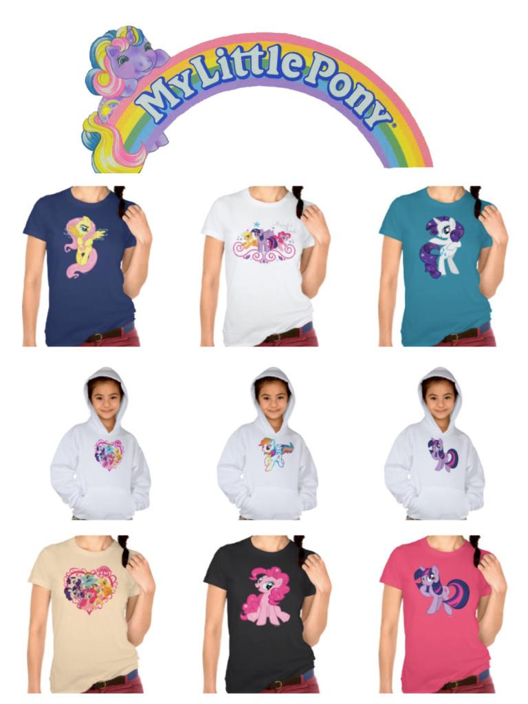My Little Pony T-Shirts & Hoodies