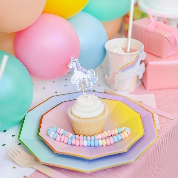 Unicorn Dreams Party Supplies