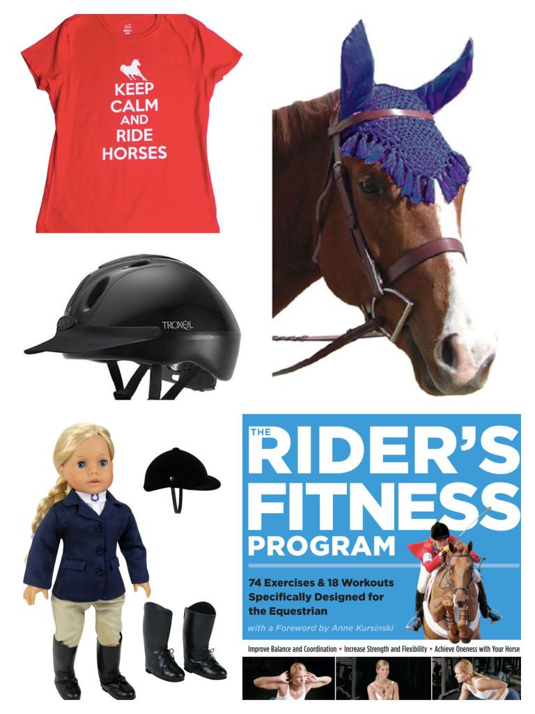 Equestrian Goodies