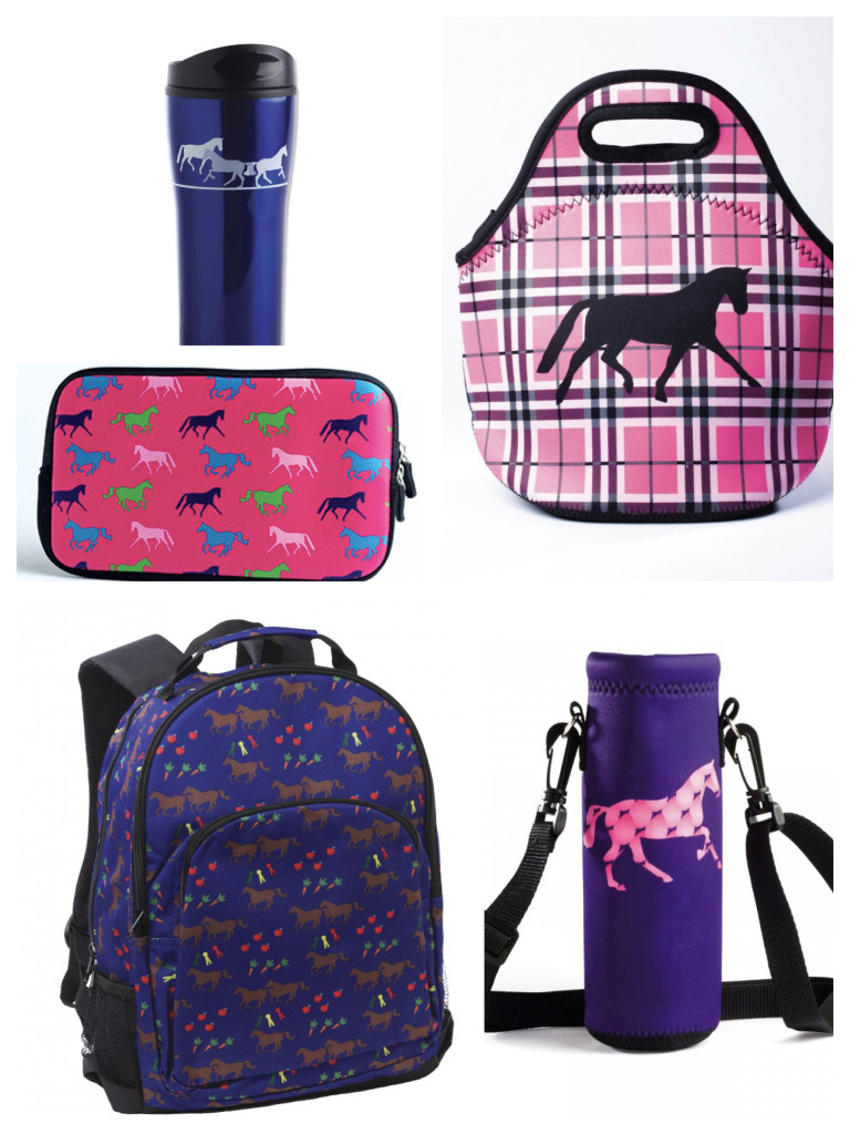 Horse Theme Back to School Supplies, Equestrian Sale