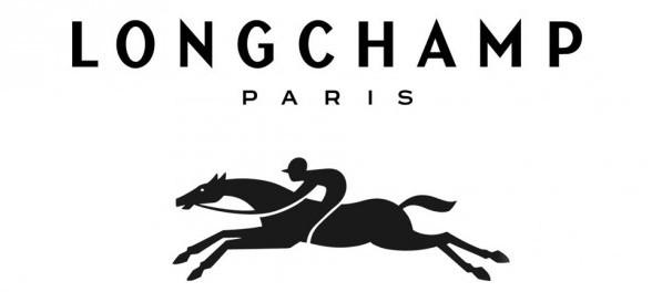 Long champ Horse Logo