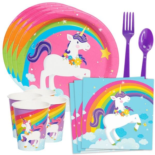 Fairytale Unicorn Party Kit