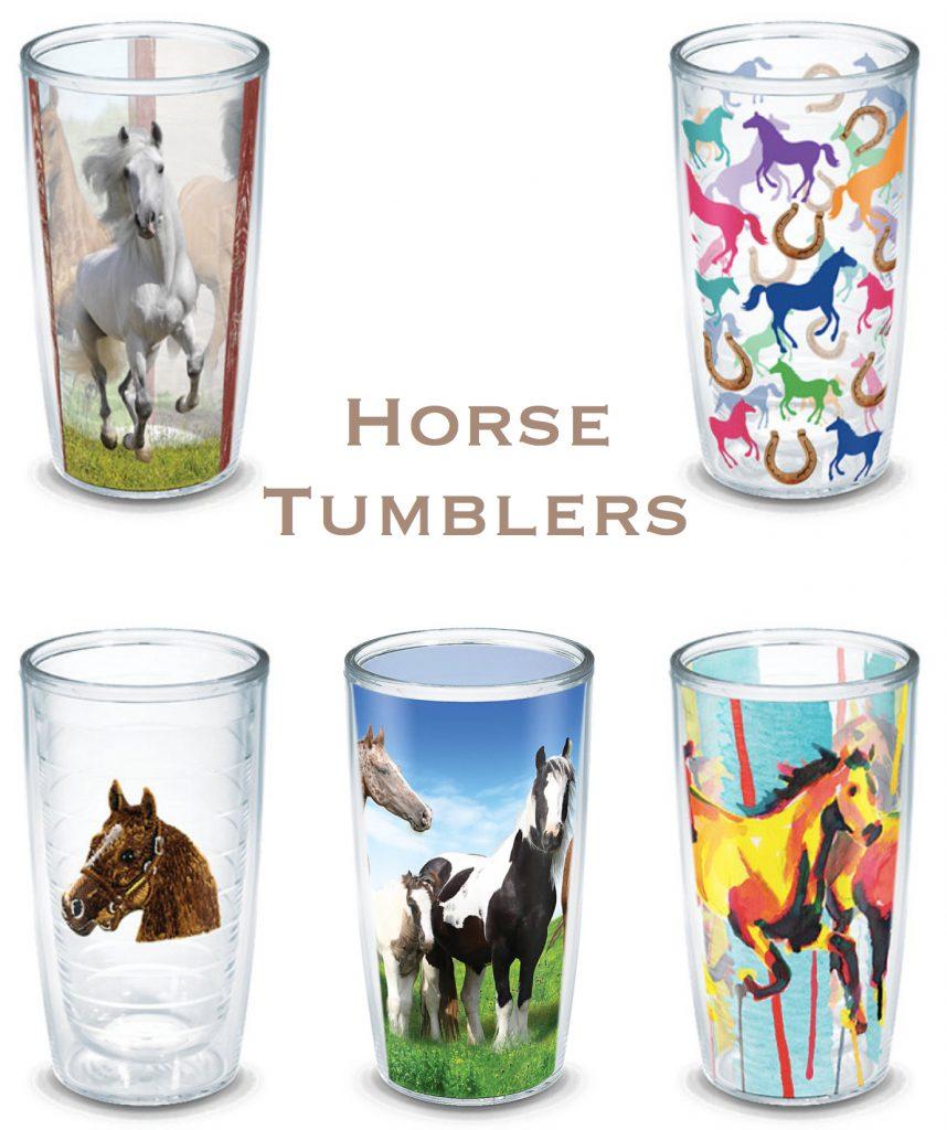Horse Tumblers