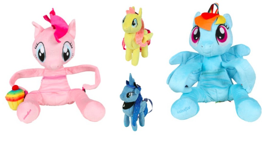 My Little Pony Bags and Backpacks