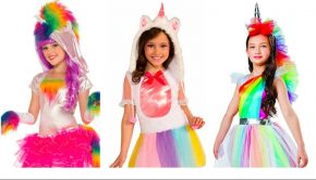 Magical Unicorn Costumes