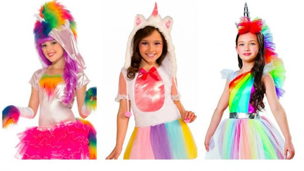 Magical Unicorn Costumes