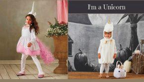 Magical Mystical Unicorn Costumes