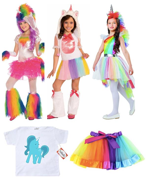 Rainbow Tutu Costumes
