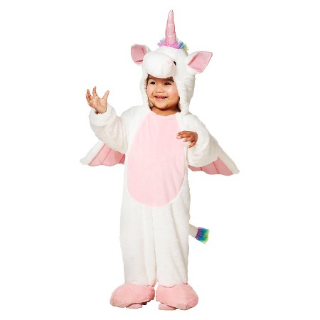 Rainbow Unicorn Plush Onesie