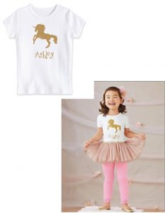 Unicorn Tee and Tutu