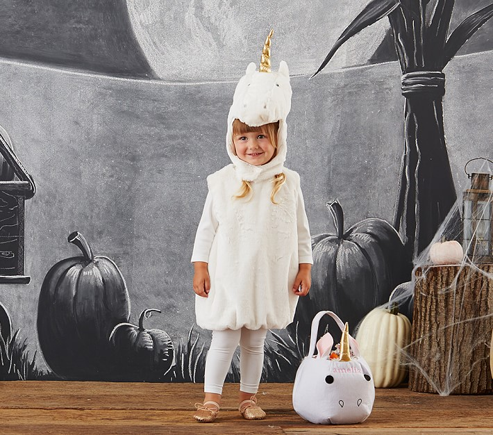 Toddler Magical Unicorn Costume