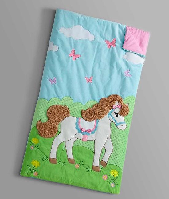 Prancing Pony Sleeping Bag