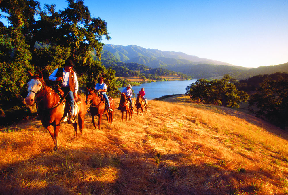 Alisal Dude Ranch Family Vacation