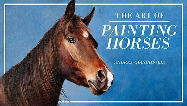 Learn to paint beautiful horses 50 off online art class for Learn to paint online